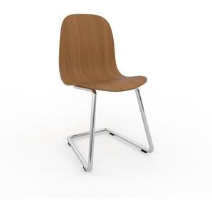 Chaise de salle à manger Chêne de 49 x 83 x 44 cm au design unique, configurable