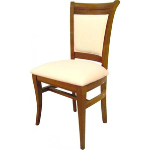 Chaise Louis Philippe merisier massif