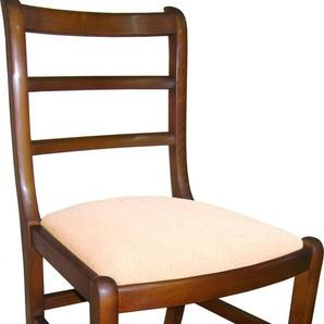Chaise louis philippe teinte merisier