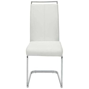 Chaise OVIO coloris blanc