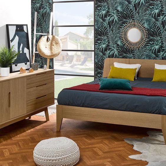 Chambre ado lit 160x200 cm Eden