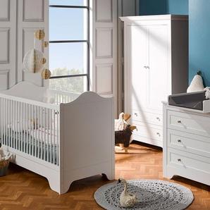 Chambre bébé complète Occitane Blanc