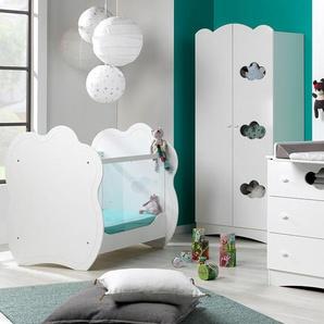 Chambre bébé Lit Plexiglas® Altéa Blanc