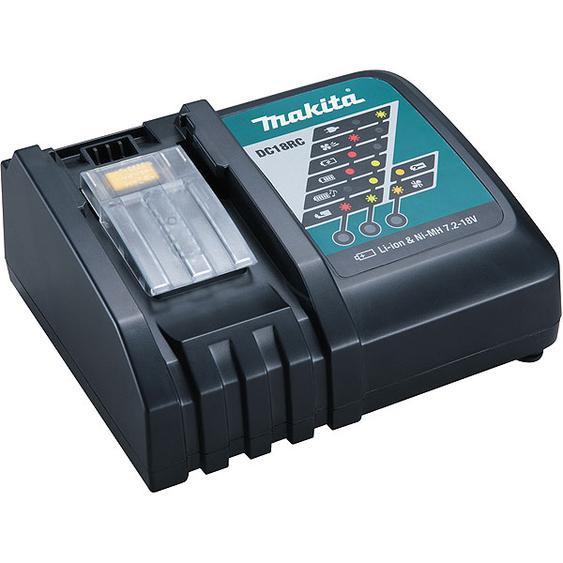 Chargeur rapide Makstar 9.6 à 18V en boite carton - MAKITA - DC18RC