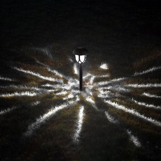 Chemin Led Éclairage Solaire Paysage Lumières Pelouse Lumière Jardin Décoration Lumière Lumière Led 6381