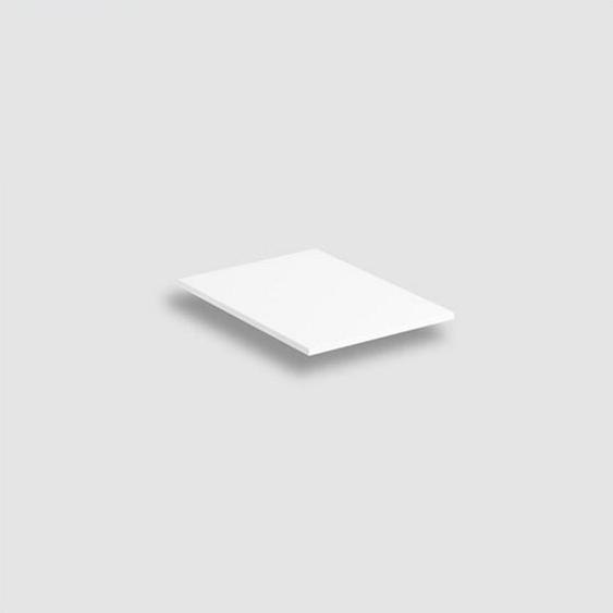 Clou Frame Tablette murale 37cm Blanc mat CL/07.61.004.55
