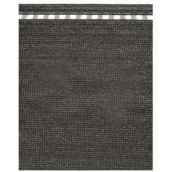 Coimbra anthracite, brise-vue tissé à protection totale-mt. H.2x25 - TENAX