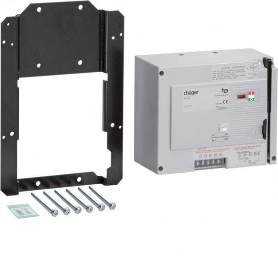 Hager - Commande motorisée h1600 24VDC (HXF040H)