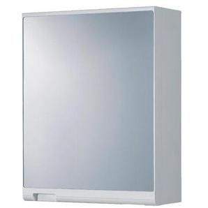 Differnz armoire miroir 45x35x15cm Matière synthétique Blanc 36.401.00