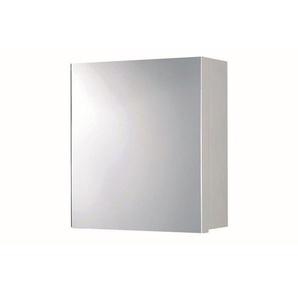 Differnz armoire miroir 50x46x15cm MDF Blanc 36.014.00