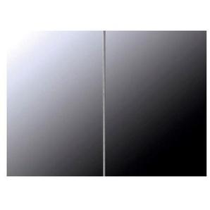 Differnz armoire miroir 67.5x50x15cm MDF Blanc 36.008.00