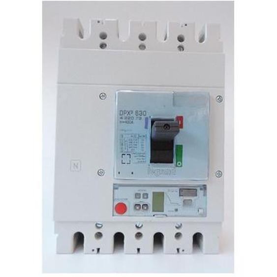 Legrand - Disjoncteur de puissance 400A 4P électroniques S2 50kA bornes vis DPX3 630 422073