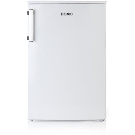 DOMO DO937DV - Congélateur Table Top - 81L - Froid Statique - A+++ -  L 55 x H 85 cm - Blanc