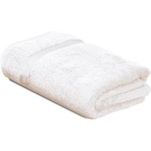 Drap de bain 100x150 cm ROYAL CRESENT Blanc 650 g/m2