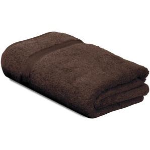 Drap de bain 100x150 cm ROYAL CRESENT Chocolat 650 g/m2
