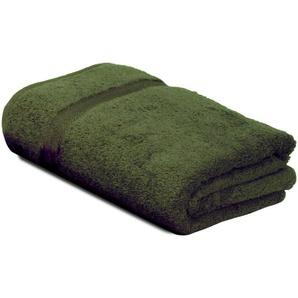 Drap de douche 70x140 cm ROYAL CRESENT Vert Bouteille 650 g/m2