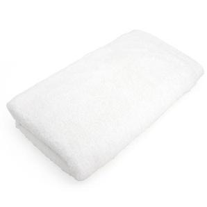 Drap de douche 70x180 cm PURE Blanc 550 g/m2