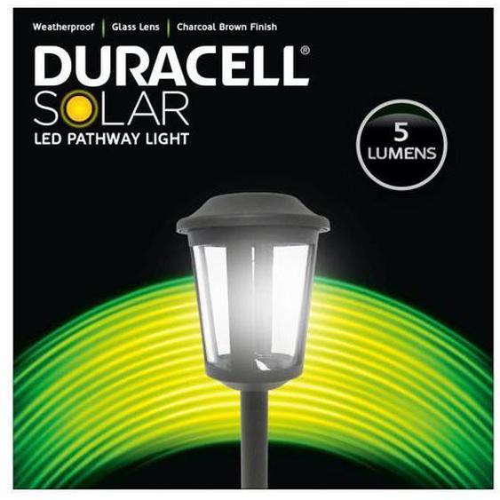 DURACELL - Borne solaire classique 5 lumens