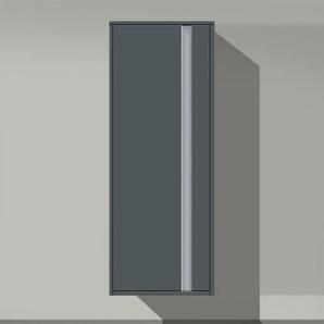 Duravit Ketho Armoire colonne haute 50x132x36cm droite graphite KT1267R4949