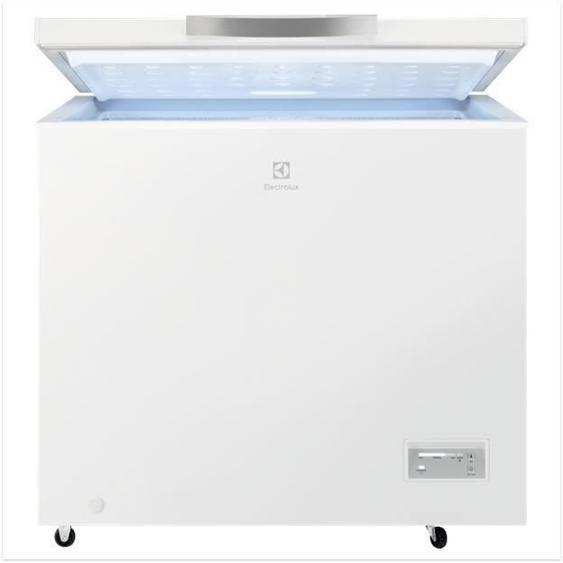 ELECTROLUX LCB3LF20W0 - Congélateur coffre - 198L - Froid statique - A+ - L90,5 x H84,5 cm - Blanc