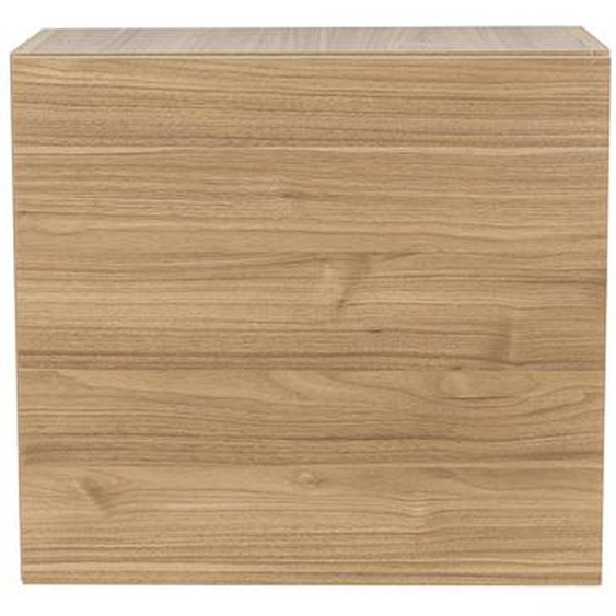 Élément mural carré finition bois clair ETERNEL
