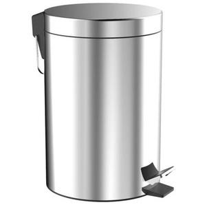 Emco System 2 Poubelle 5 litres indépendant chrome 355300000