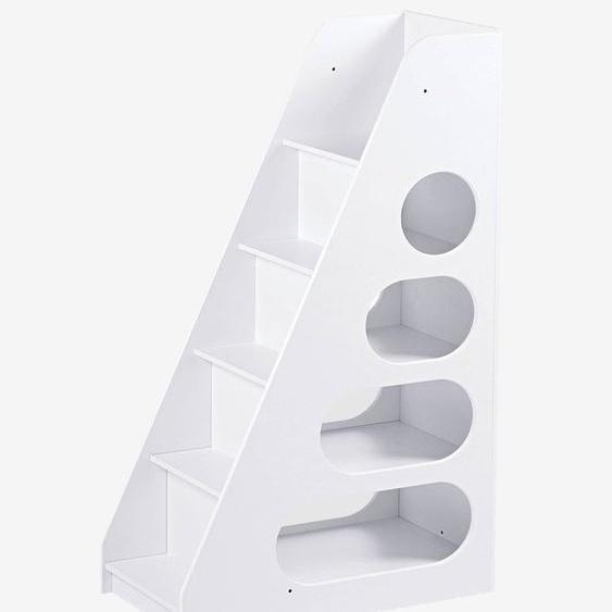 Escalier avec rangement pour combiné évolutif COMBIBED blanc