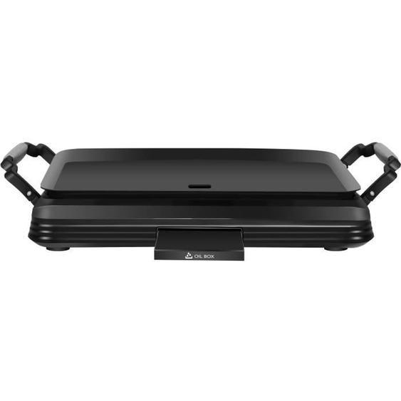 FAGOR FG576 Plancha Party - 2200W - Poignée rabattable - Revêtement anti adhérent - 5 températures