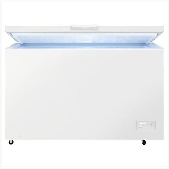 FAURE FCAN38FW2 - Congélateur coffre - 371L - Froid statique - A+ - L130 x H84,5 cm - Blanc