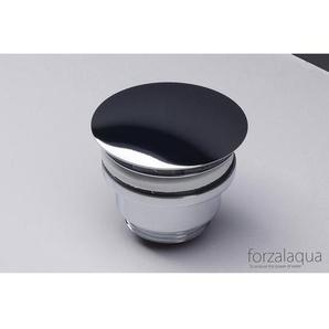 Forzalaqua Bonde de vidage chrome 5/4 non obturable 700001