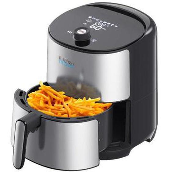 Friteuse électrique sans huile SIROCCO noir  4.3L 1500W