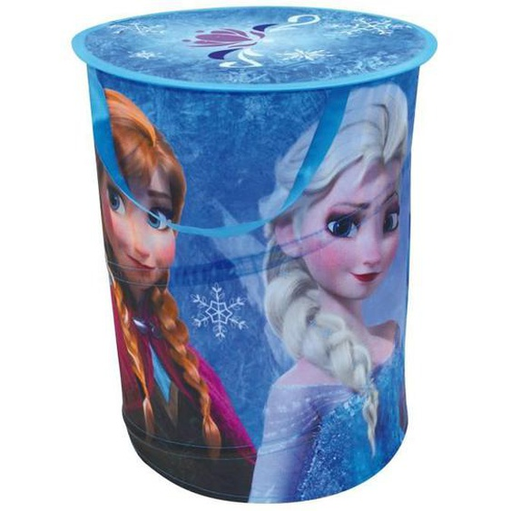 Fun House Disney Reine des Neiges sac a linge pop up pour enfant