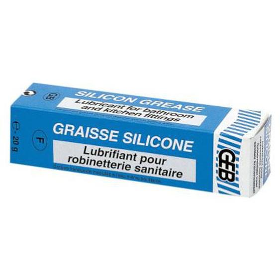 Graisse silicone étui-tube 20 g - GEB - 515520