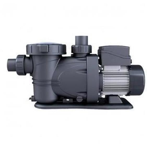 GRE Pompe de filtration pour piscine - 1,5 CV - 23 m³/h