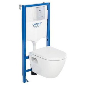 Grohe Solido Perfect Pack Bati WC Solido Compact tout en un (39186000*)
