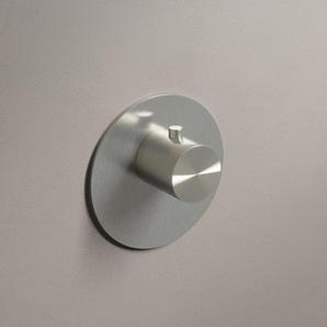Hotbath Archie Robinet douche encastrable thermostatique cm Inox mat MHF006/ARHF016IX
