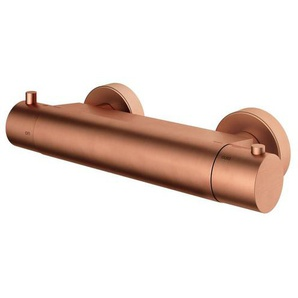 Hotbath Buddy Robinet thermostatique douche cuivre brossé B008BC