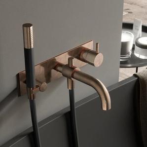 Hotbath Cobber Mitigeur baignoire encastrable trou(s) de robinet trou(s) de robinet encastrable trou(s) de robinet trou(s) de robinet laiton antique HBCB026/CB026EXTAB
