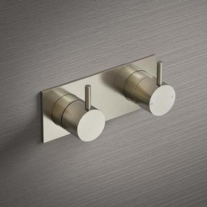 Hotbath Cobber robinet douche encastrable trou(s) de robinet trou(s) de robinet avec inverseur blanc mat HBCB029/CB029EXTWH