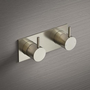 Hotbath Cobber robinet douche encastrable trou(s) de robinet trou(s) de robinet avec inverseur fer antique HBCB029/CB029EXTAI