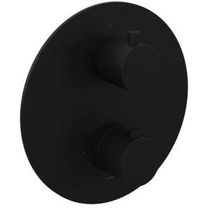 Hotbath Cobber Set de finition pour mitigeur encastré 009 noir mat CB009EXTBL