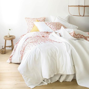 Parure de lit CIRCEE en percale de coton