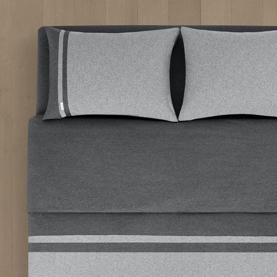 Housse de couette STRATA BAND Modern Cotton - CALVIN KLEIN