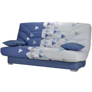 Housse pour clic clac prima 130 cm PRIMA TRIANGLE coloris bleu