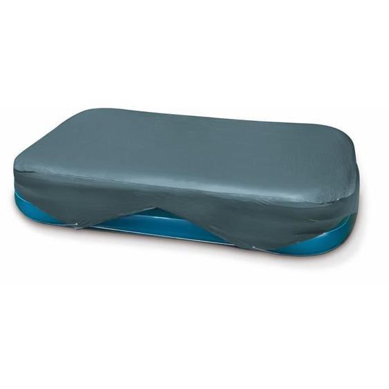 Intex bâche protection pour piscine gonflable rectangulaire 3m05 x 1m83