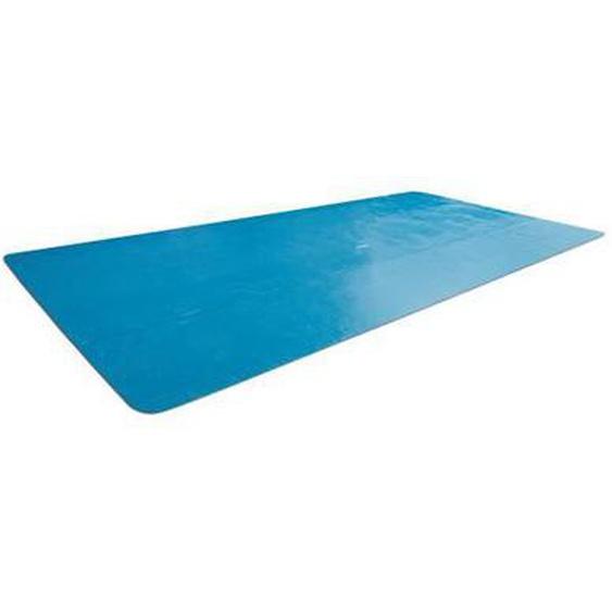 Intex bâche a bulles rectangulaire 3m78 x 1m86 pour piscine rectangulaire 4m x 2m