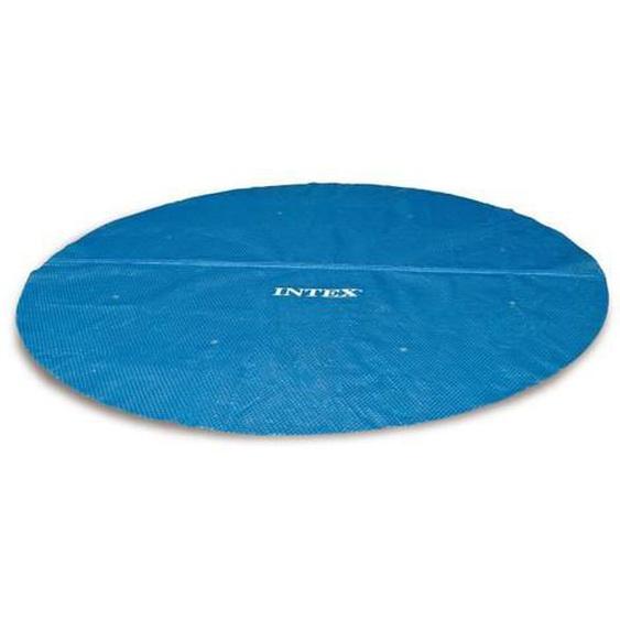 Intex bâche a bulles diam 5,34m pour piscine diam 5,49m
