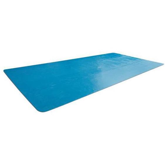 Intex bâche a bulles rectangulaire 9,60m x 4,66m pour piscine rectangulaire 9,75m x 4,88m