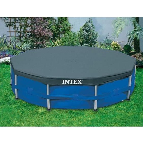 Intex bâche protection pour piscine ronde 3m66