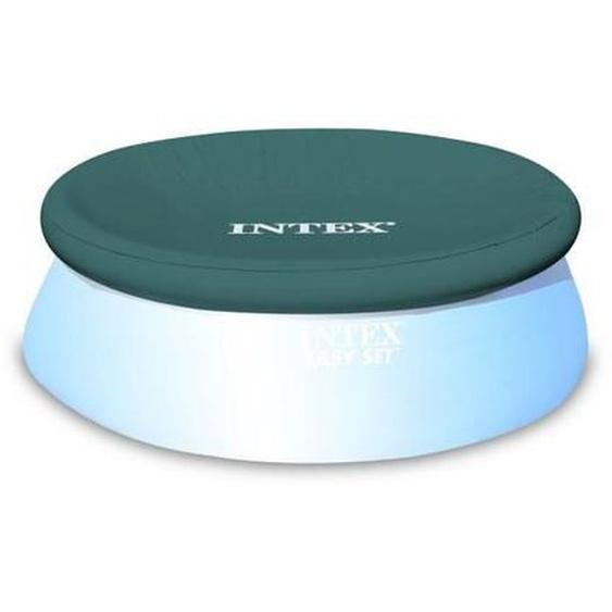 Intex bâche protection pour piscine autoportante 2m44